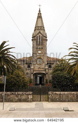 Santa Cristina Church In Sabaris.