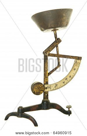 Old Scale Goldsmith