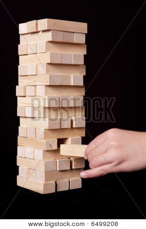 Less One Block