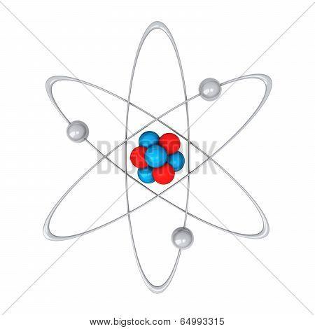Atom, 3d