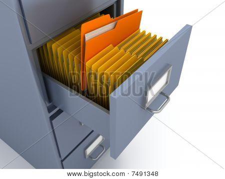 Bookshelf For Documents