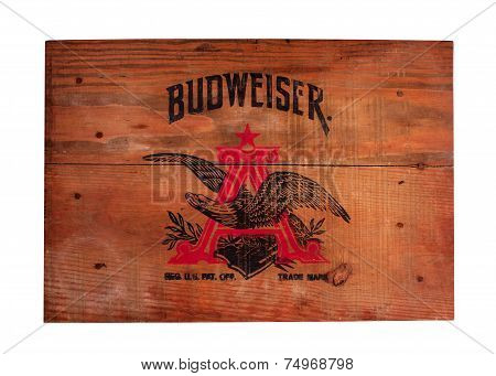 Vintage Budweiser Cover