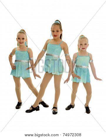 Junior Tap Dance Trio