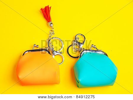 Small Colorful Purses