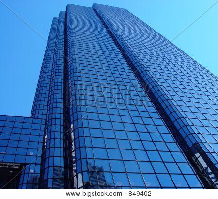 Downtown Boston Building