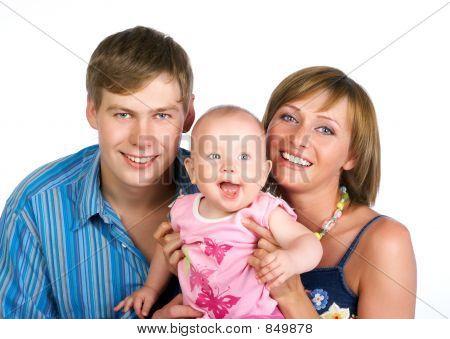 Família felicidade