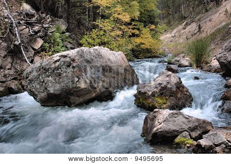 Spearfish Canyon Creek
