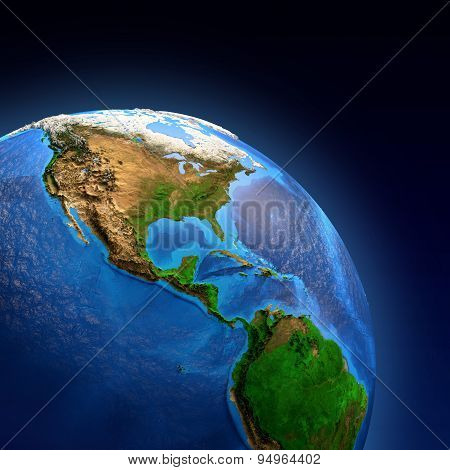 Planet Earth Landforms