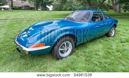 1973 Buick Opel GT