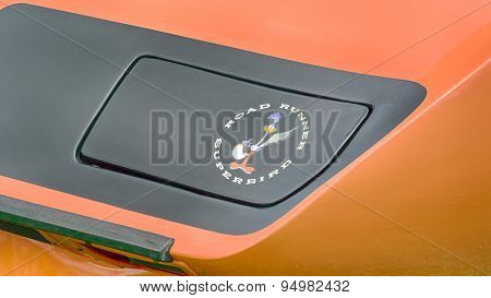 1970 Plymouth Road Runner Superbird Headlight