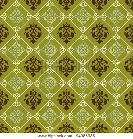 Background pattern. Asian style