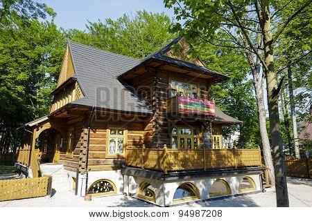 Wooden Villa In The Zakopane Style