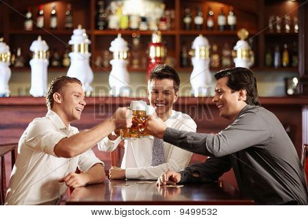 In The Bar