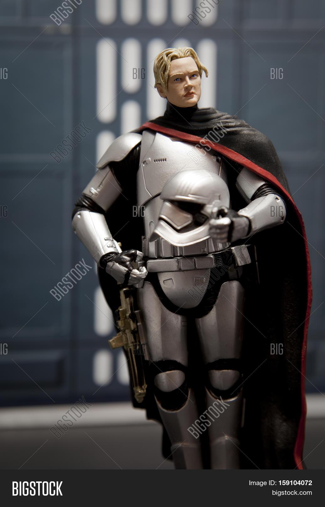 Star Wars Hasbro Black Image Photo Free Trial Bigstock