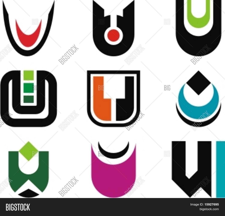 Alphabetical Logo Vector Photo Free Trial Bigstock