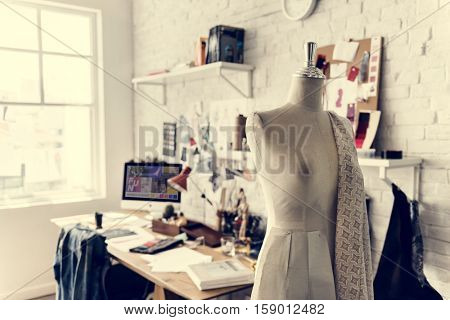 Creative Design Dress Fashion Trend Stylish Concept