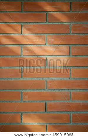 he red bricks. Wall of bricks. Texture of brick wall. The background of bricks. The old bricks. Old masonry