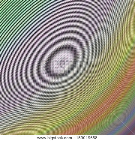 Colorful abstract computer generated vector fractal background