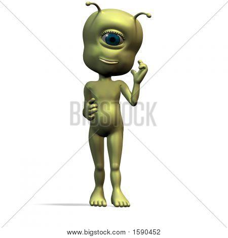 Alien No. 11