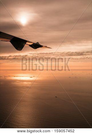 En algún lugar de las Islas Canarias