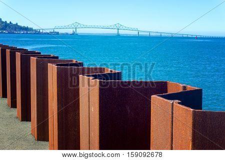 Astoria Megler Bridge View