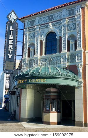 Liberty Theatre In Astoria
