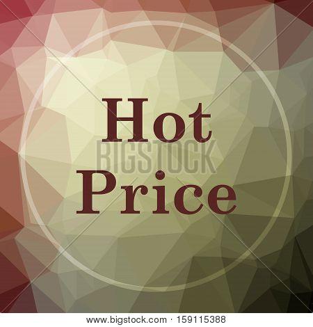 Hot Price Icon