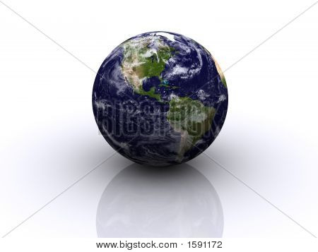 Earth Reflected
