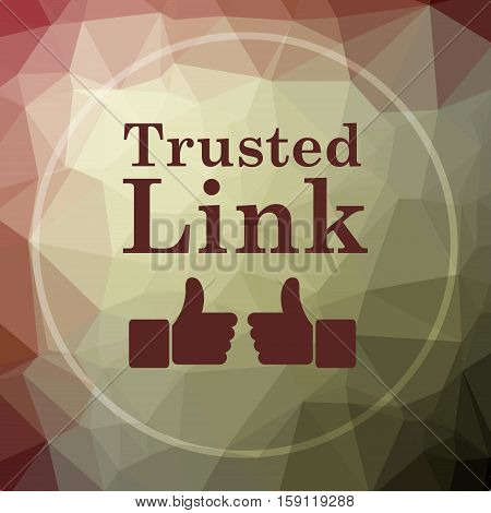 Trusted Link Icon