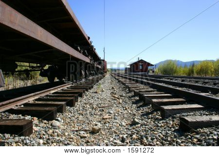 Mcewen Scale Railroad, Oregon
