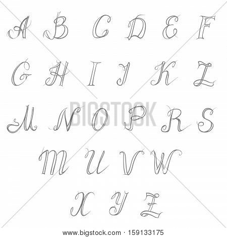 font uppercase uppercase vector vintage  style, symbol, text,