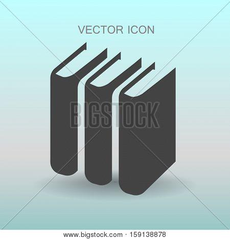 Boock vector illustration