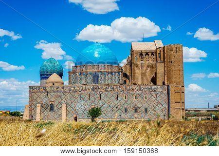 Turkistan Mausoleum, Kazakhstan