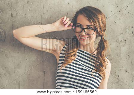 Beautiful Funny Woman