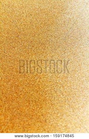 Sand golden on beach with sunshine warm morning and pattern background