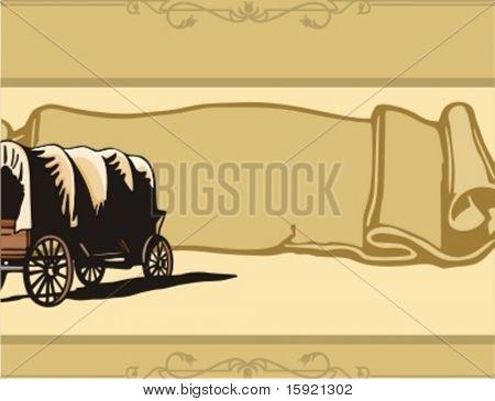 Western Background Series.