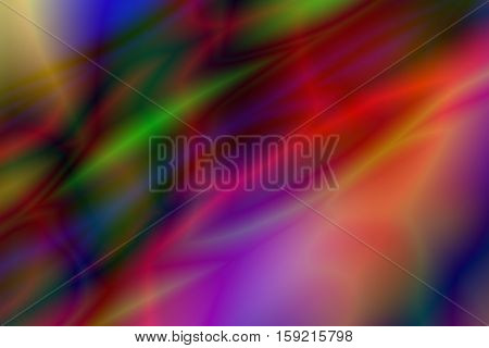 Abstract colorful background with bright colors - daub