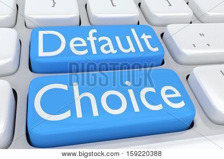 Default Choice Concept