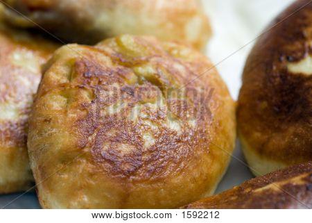 Tasty Curry Bread