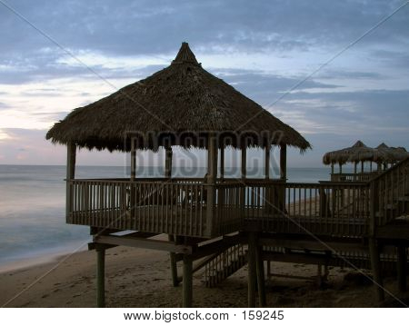 Florida Seaside Hut