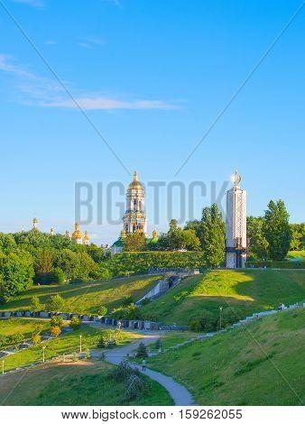Places Of Interest In Kiev, Ukraine