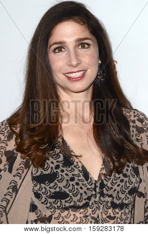 LOS ANGELES - NOV 30:  Shoshanna Stern at the Nyle DiMarco Foundation Love & Language Kickoff Campaign 2016 at Sofitel Hotel on November 30, 2016 in Beverly Hills, CA