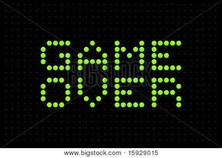 Game Over Lights