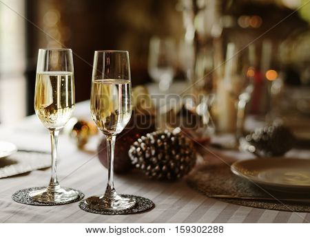 Restaurant Chilling Out Classy Lifestyle Reserved Concept