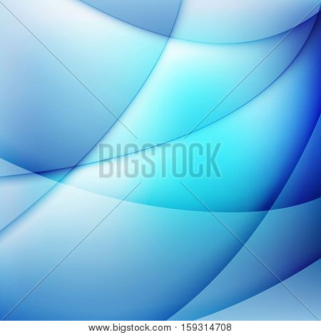 blue wave abstract backgrounds  design for decoration