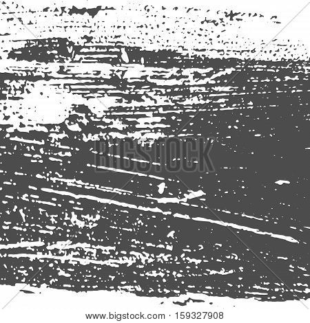 Grunge Black and White Distress Texture . Wall Background. Vector Illustration. Simply Place illustration over any Object to Create grungy Effect abstractsplattered dirtyposter for your design.