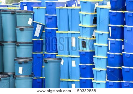 Storage Tanks, Chemical Factory Areas .