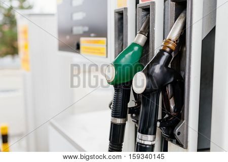 Gasoline And Diesel Distributor