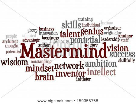 Mastermind, Word Cloud Concept 9