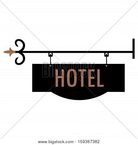 Hotel Vintage, Old Sign